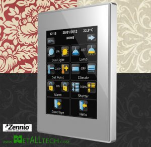 smart-wall-switch-zennio-Z41-silver