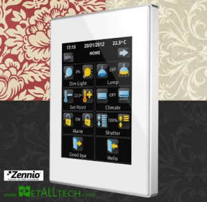 smart-wall-switch-zennio-Z41-white