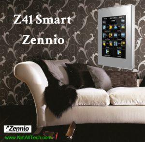 smart-wall-switch-zennio-Z41-black