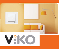 luxury viko wall switches