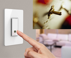 luxury wall switches